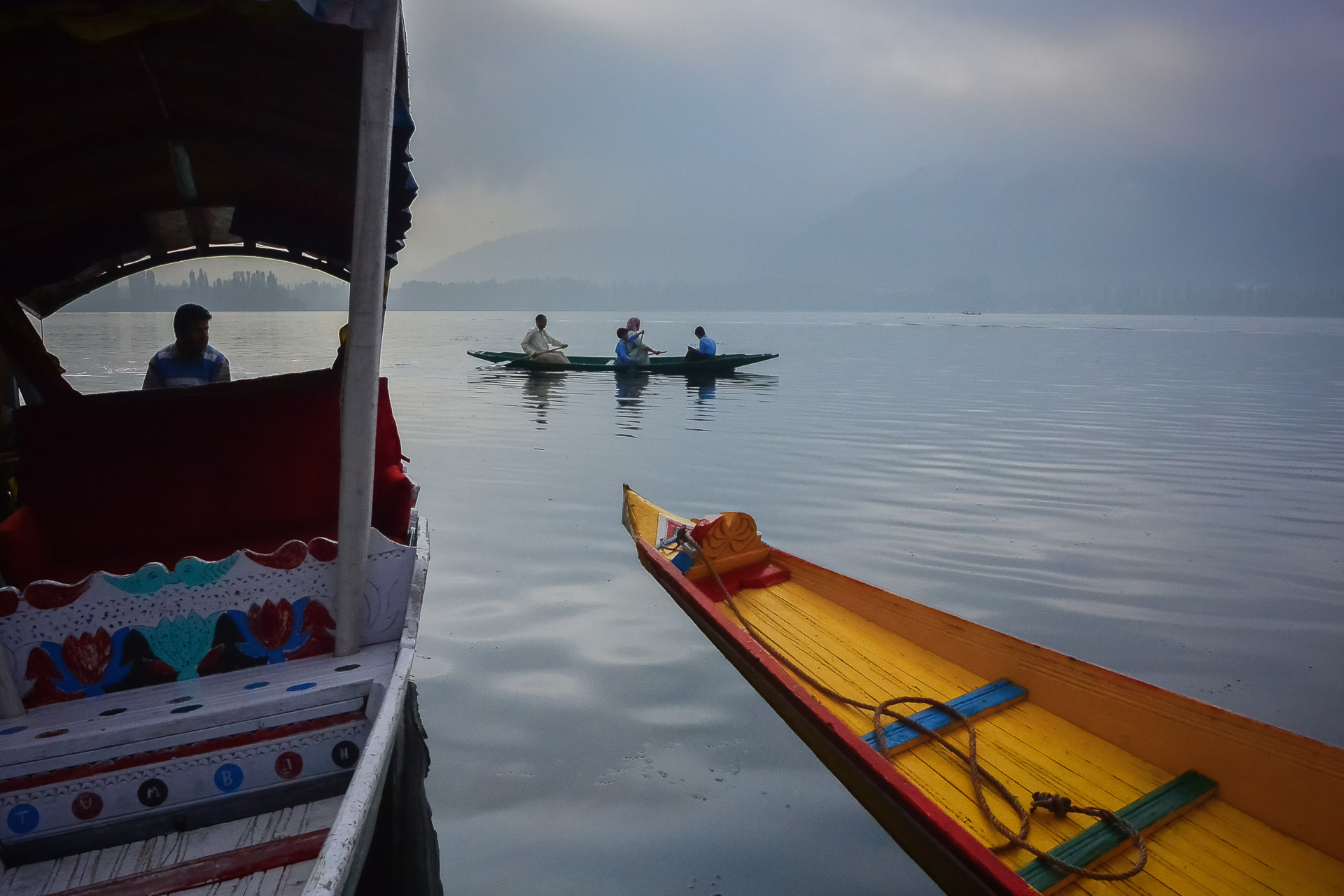 Hồ Dal